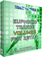 Trance Euphoria Euphoric Trance Soundbank for Z3TA+ Volume 2